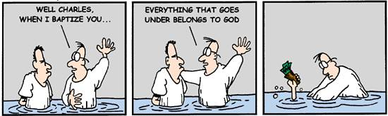 Just for Laughs: Religious